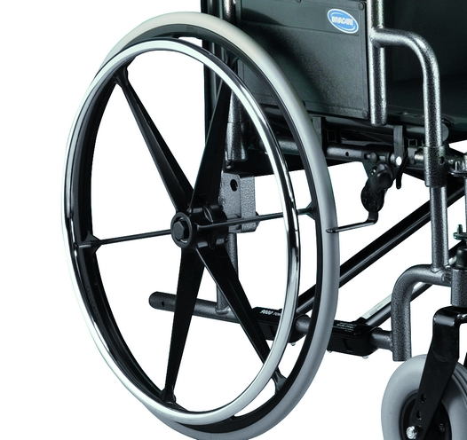 Roues Invacare Topaz