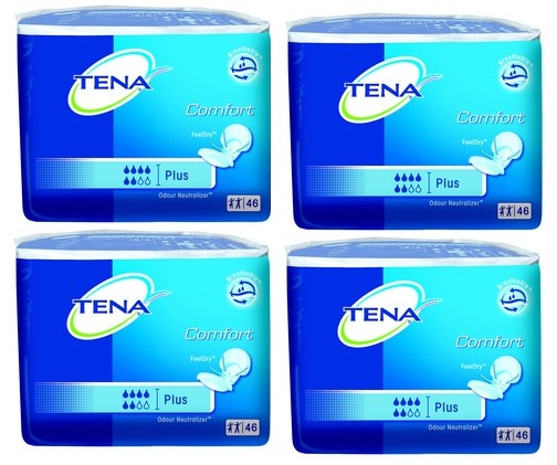 Lot Tena Comfort Plus