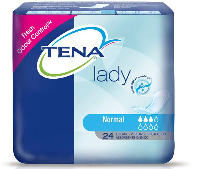 Lot Tena Lady Normal