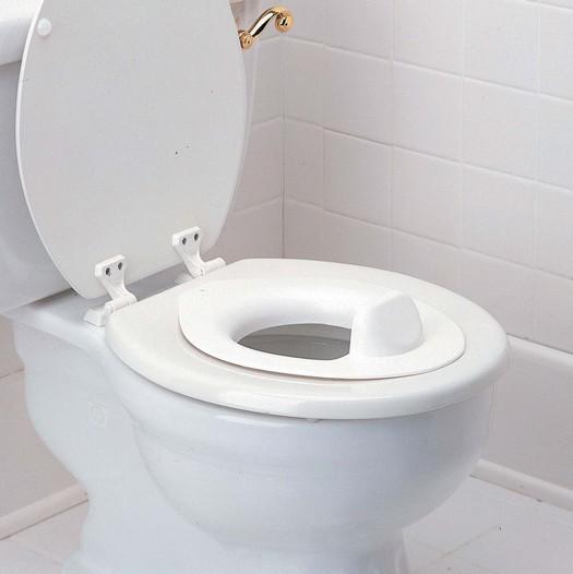 Reéducteur de siège de toilette