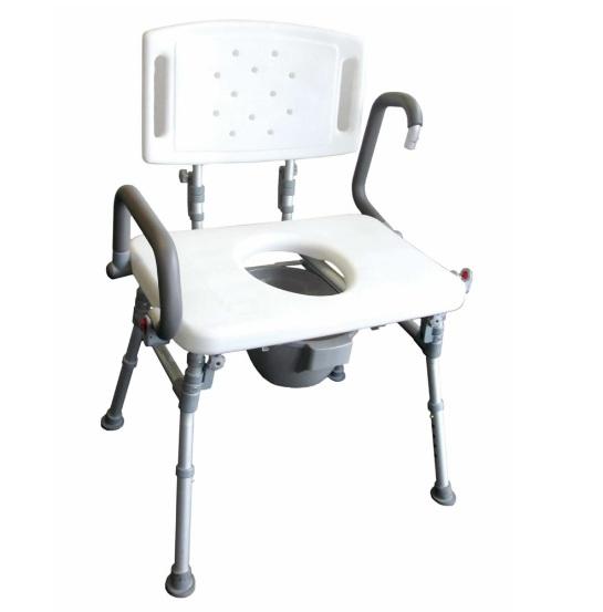 Chaise de garde-robe et chaise de douche GRD MAX