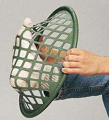 Power web vert disque de réeducation du pied