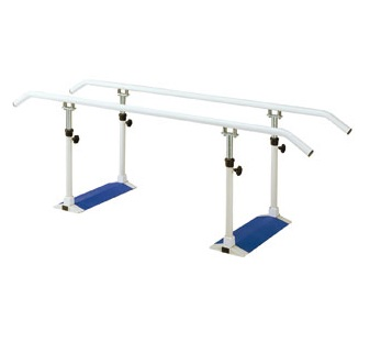 Barres parallèles de marche pliantes 250cm