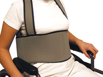 Brassiere de maintien au fauteuil