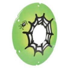 Flasque FUN modèle Araignée
