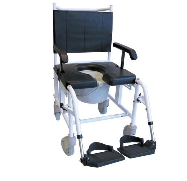 achat fauteuil roulant de douche et de toilettes orban. Black Bedroom Furniture Sets. Home Design Ideas