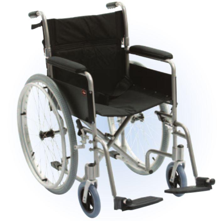 Zoom fauteuil roulant manuel LAWC001