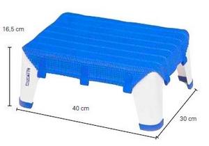 Tabouret de Bain Invacare Aquatec Step Dimensions http://monfaut