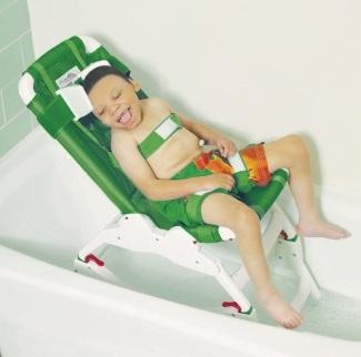 Chaise de bain pour enfant et adolescent