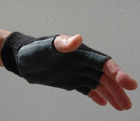Protection de main Podosolution envers