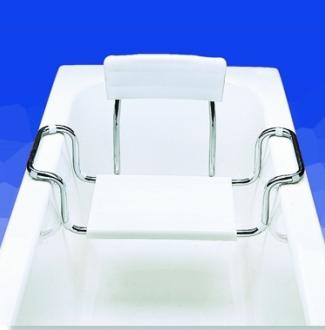 si ge de douche rabattable ou fixe banc tabouret et. Black Bedroom Furniture Sets. Home Design Ideas