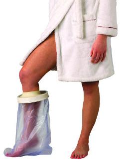 Protection étanche pour pied cheville pour adulte