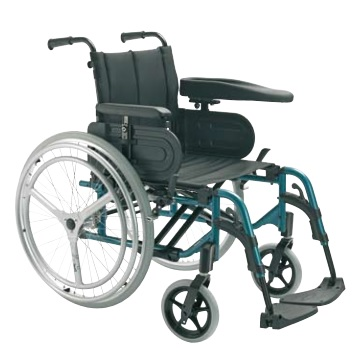 Fauteuil roulant Invacare Action 4 NG Hemi