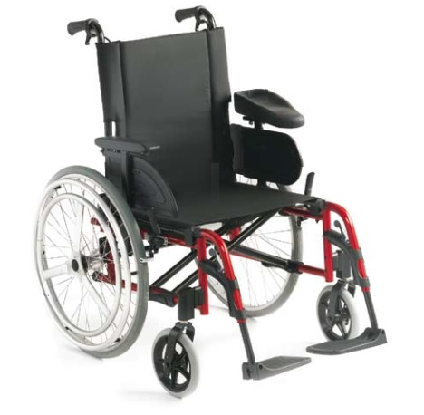 Fauteuil roulant action 4NG dual HR Hemi