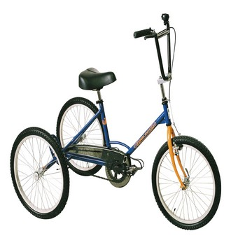Tricycle Rupiani Tonicross Classic