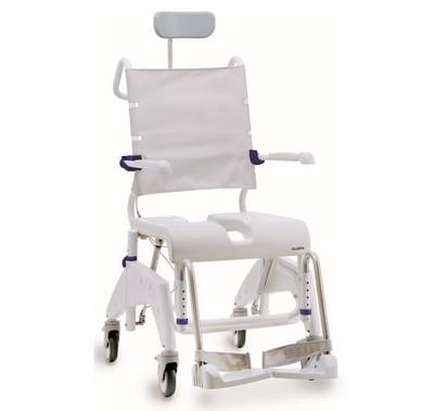 Ocean Vip fauteuil roulant de douche inclinable