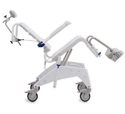 OCEAN VIP InclinableFauteuil roulant de douche