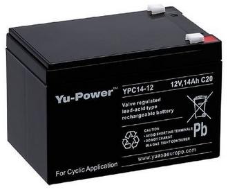 Batterie Gel 12 V 14 A