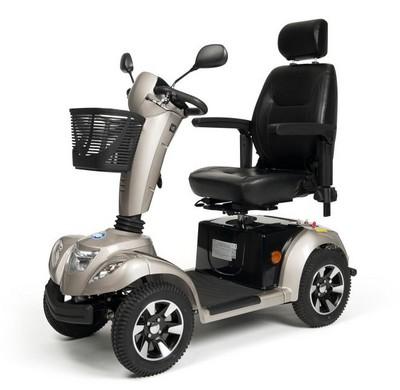 Scooter electrique Carpo 4 HD vermeiren