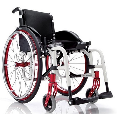 ULM Progeo sur fauteuil Exelle Vario
