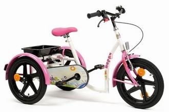 Tricycle Vermeiren Des 8 ans Modele Happy