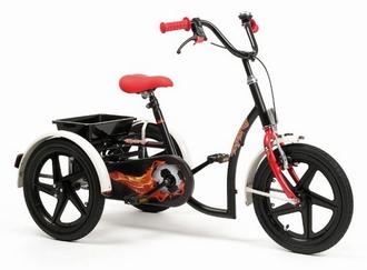Tricycle Vermeiren Des 8 ans Modele Sporty
