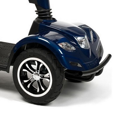 Jantes sport du scooter 4 roues Carpo 2 Eco