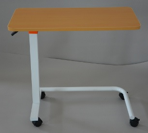 Table de lit Saint Martin pietement en U