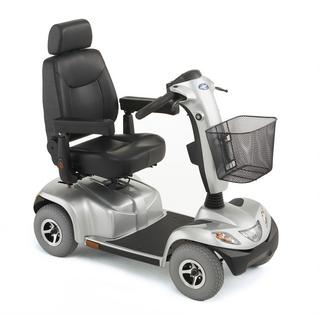 Invacare Orion scooter electrique 4 roues Gris Lunaire