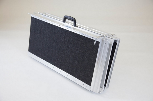 Rampe valise pliable en quatre 244 cm 1