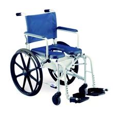 Achat fauteuil roulant de douche pliant invacare lima h273 for Achat chaise roulante