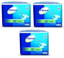 Lot Tena Slip Super Large