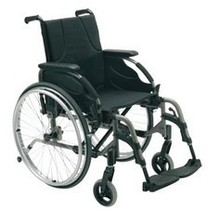 Fauteuil roulant 4 NG dossier fixe
