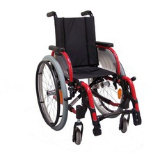 Fauteuil roulant pour enfant avec dossier inclinable pour enfant ou petite ta - Fauteuil petite taille ...