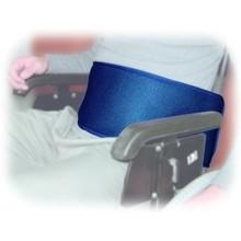 Ceinture ventrale pour fauteuils roulants