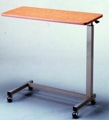 Table de lit à hauteur assistée