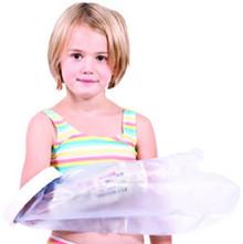 Protection étanche pour pour pansement plâtre enfant