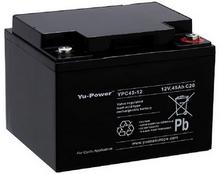 Batterie Gel 12 V 45 A