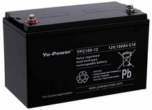 Batterie Gel 12 V 100 A