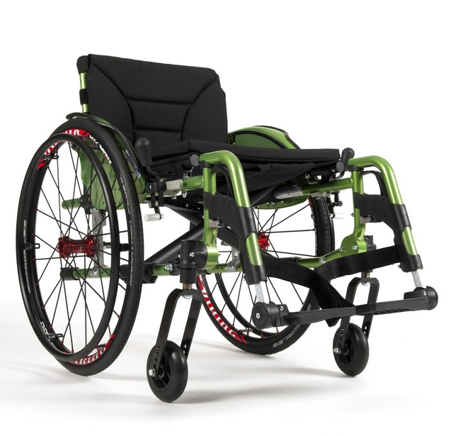 Fauteuil roulant V300 XR look actif