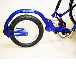 ADVENTUS roue additionnelle fauteuil roulant