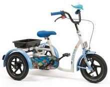 Tricycle Vermeiren Des 3 ans Modele Aqua