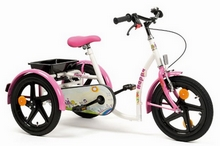 Tricycle Vermeiren Des 8 ans Modele Happy