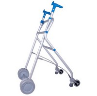 Rollator ultra leger Rollatino marque FORTA