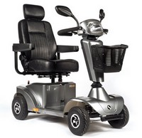 Scooter electrique 4 roues S400 Sunrise Sterling