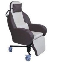 Fauteuil coquille INTEGRA