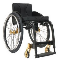 Fauteuil roulant Kuschall Champion carbone