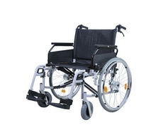 Ekstra XL fauteuil roulant extra large