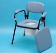 Chaise Percée Comfort Bleue