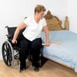 planche de transfert pour personne handicap e. Black Bedroom Furniture Sets. Home Design Ideas